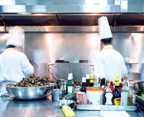 Restaurant Kitchen Checklist